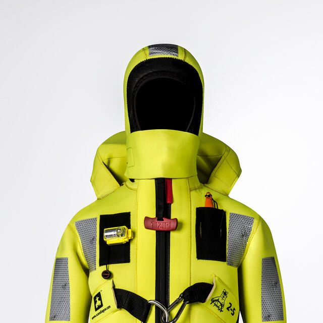 Insulated Immersion Suit SC-AA/YC
