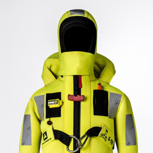 Insulated Immersion Suit SC-AA/C