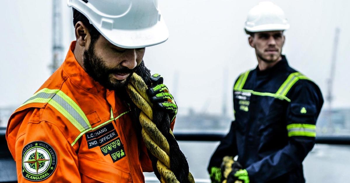 Workwear Work Shirts Scandia Gear Maritime